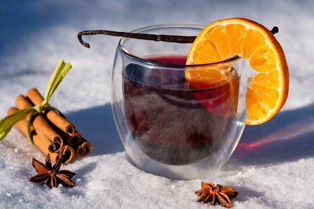 L'arôme de vanille dans le vin rouge