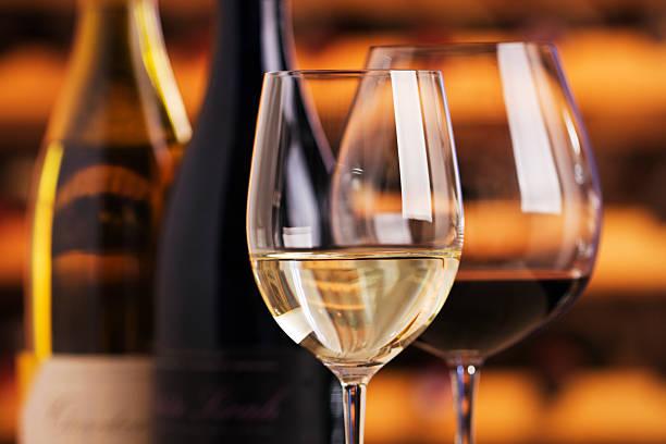 Du vin rouge ou blanc ainsi que leur spécificité