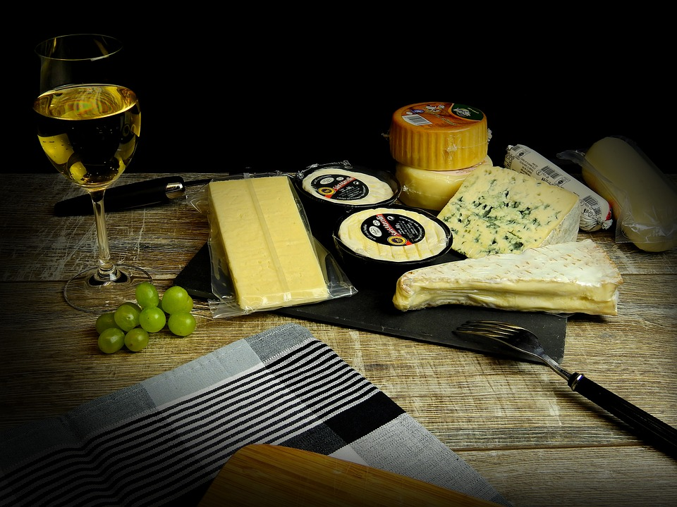 Vin blanc & Fromage